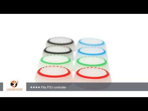 SUBANG Thumb Grip Analog Stick Caps Replacement For PS2 /PS3 /PS4 /Xbox 360 /Xbox One Silicone