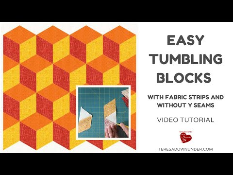 Quilt Patterns With Y Seams : Top 10 quilting videos of 2016 Sewn Up