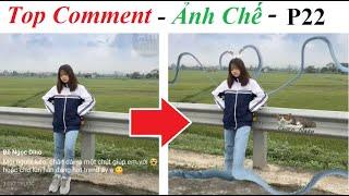 FUNNIEST PHOTOSHOP TROLLS - Top Comment (P 22) Funny Photos, Photoshop Fails, Memes
