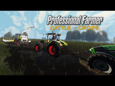 Trailer de Professional Farmer: Cattle and Crops