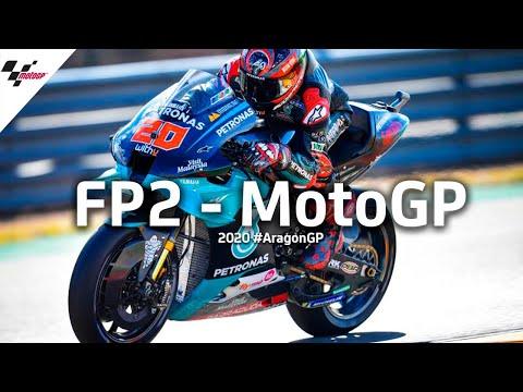 MotoGP アラゴンGP フリープラクティス2のハイライト動画