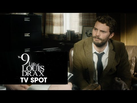 """The 9th Life of Louis Drax (2016 Movie) – Official TV Spot """"Shocking"""""""