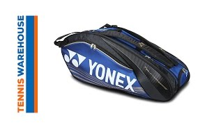 Yonex Pro 9-Pack Racquet Bag video