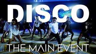 Disco - Lovin Is Really My Game | The Main Event | Brian Friedman Experience ft The Entourage