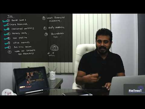 How to Study for CFA Level 2 | FinTree - YouTube