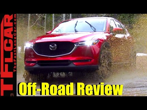 2017 Mazda CX-5 Takes On The Gold Mine Hill Off-Road Review