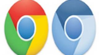 Google Chrome 11 New Browser Logo! Removing 3D-Effect & Going Back To Simple Colors 2D Cartoon!