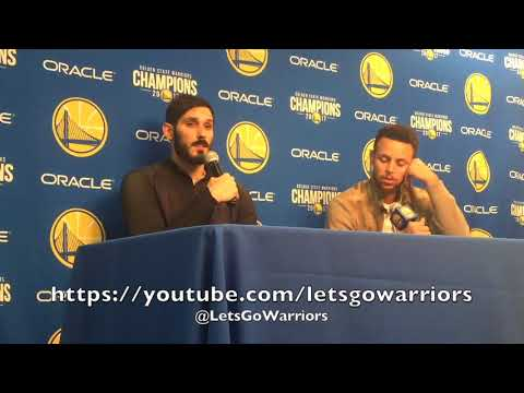 STEPH CURRY and OMRI CASSPI, postgame GSW (9-3) vs MIN: peaking?, turnovers, Casspi role