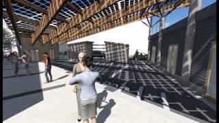 preview picture of video 'Progetto Rigenerazione Urbana San Severo'