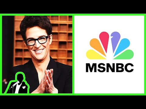 Rachel Maddow OUT At MSNBC?!