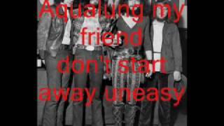 Jethro Tull - Aqualung lyrics