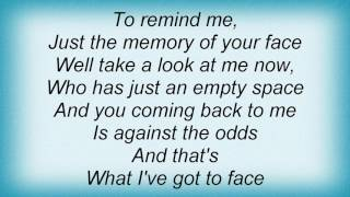 Barry Manilow - Against All Odds Lyrics