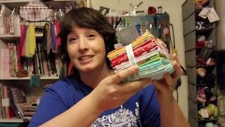 Tutorial Tuesday ~ Fabric Pre-cuts, Sizes And Uses