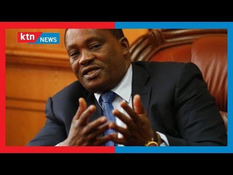 Speaker Justin Muturi fires back in ongoing tiff between legislature and Judiciary