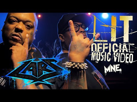 LARS- Lit Official Music Video (Explicit- Last American Rock Stars- Bizarre of D12 - King Gordy)