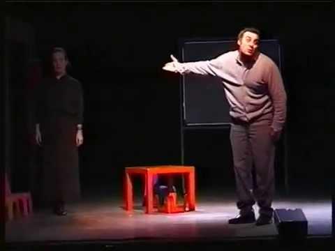 Extraits de Human Bomb Piece de C.Cogné Mise en scène de B.Menez