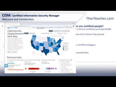 CISM certification - Why you should want to get CISM certified ...