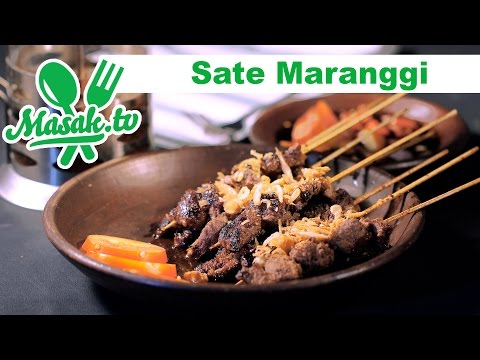 Video Sate Maranggi Feat Risma