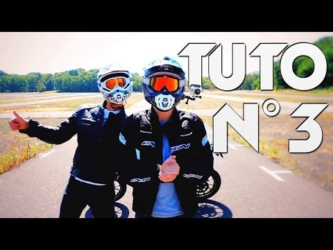 comment demarrer une moto cross