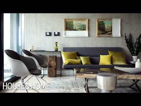 Interior Design — A Small Condo With Genius Storage Ideas