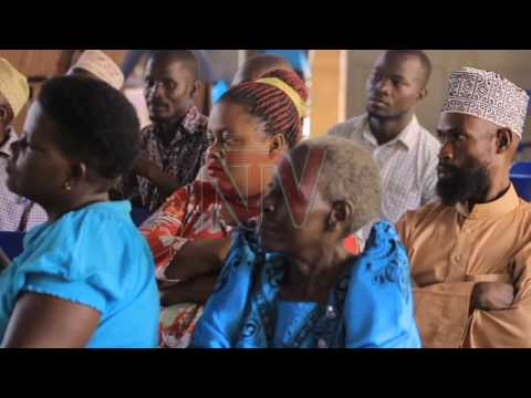 E Luweero aba FDC batandise okwetegekera akalulu