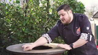 Die OFYR: Grillen mit der Feuerplatte