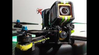 Nazgul5 - Parking lot Rip- FPV Freestyle