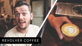 In Conversation with Revolver Coffee, Vancouver!