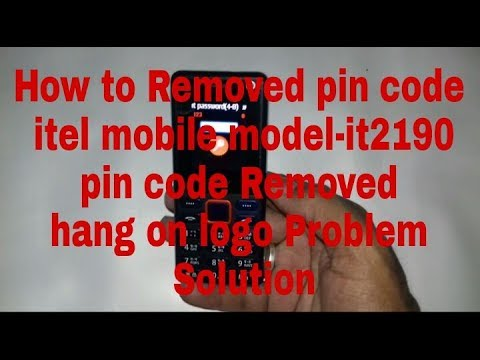 itel-it2190-phone-password-unlock