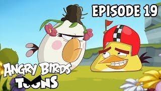 Angry Birds Toons | Slow The Chuck Down   S2 Ep19