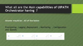 uipath orchestrator installation - Free video search site - Findclip