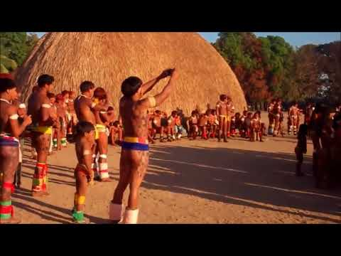 01 Full Documentary BBC History ISOLATED Amazon Tribes Xingu Indians The Tribes Discovery