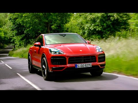 External Review Video XlCr1tv5aTc for Porsche Cayenne GTS & GTS Coupe Crossover SUVs (3rd gen, Typ PO536)