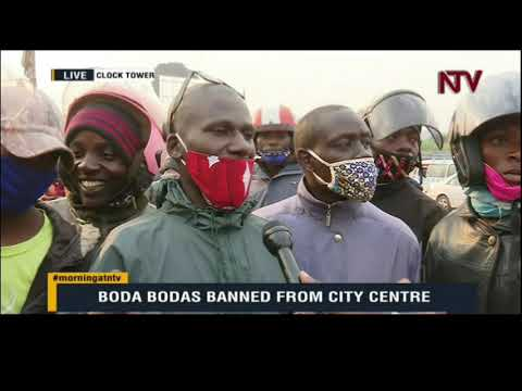 ON THE GROUND: Boda Boda riders speak out on their ban from the city centre