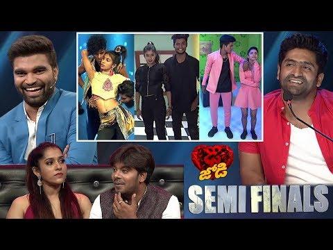 Dhee Jodi Semi Finals Latest Promo - Dhee 11 - 21st August 2019 - Sudheer,Rashmi - Mallemalatv
