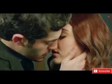 Hot kissing scene II Hayat and Murat II Pyaar hota jaa rha hai  II