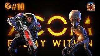 XCOM Enemy Within cz10 MOD Antyterrorysci