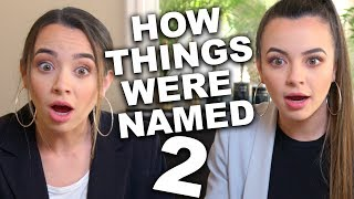 How Things Were Named 2 - Merrell Twins