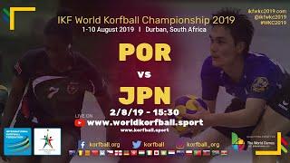 IKF WKC 2019 POR-JPN