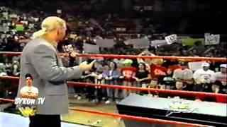 Jeff Jarrett Shoots On WCW and WWF (1997)