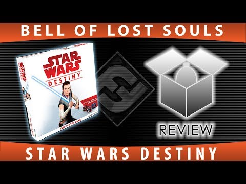 BoLS Unboxing | Star Wars Destiny Two Player Game | Fantasy Flight Games
