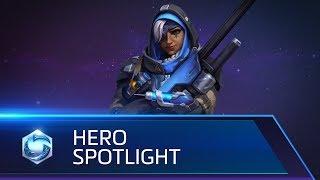 英雄焦點:安娜-暴雪英霸