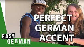 5 Steps to a perfect German Accent