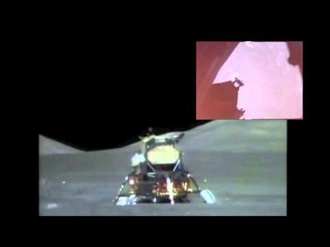 Apollo 17 Lunar Liftoff HD (Inside And Outside View) Mp3
