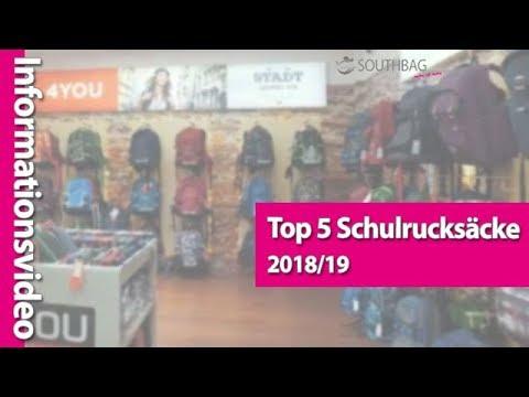 Top 5: Die besten Schulrucksäcke der Saison 2018/2019