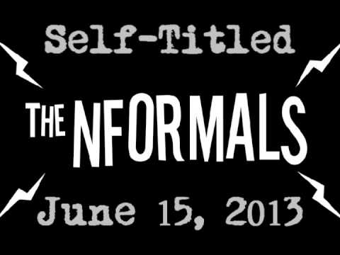 White Like A Black Shirt - The nformals