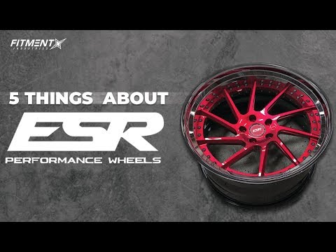 5 Things You Didnt Know About ESR Wheels