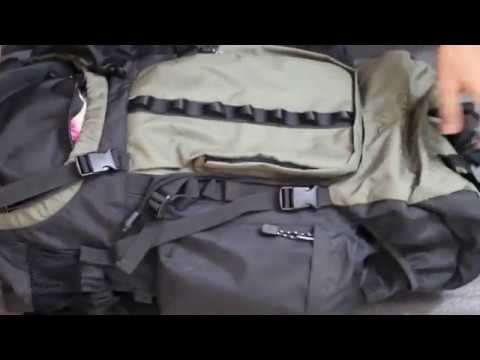 AmazonBasics 65 Liter Hiking Backpack  – Full Review