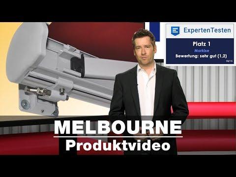 Melbourne | Kassettenmarkisen | Produktvideos der Inter Vertriebs GmbH