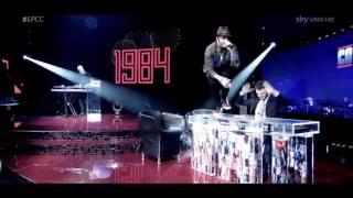 "E Poi C'è Cattelan #EPCC – Salmo In ""1984"" Live"